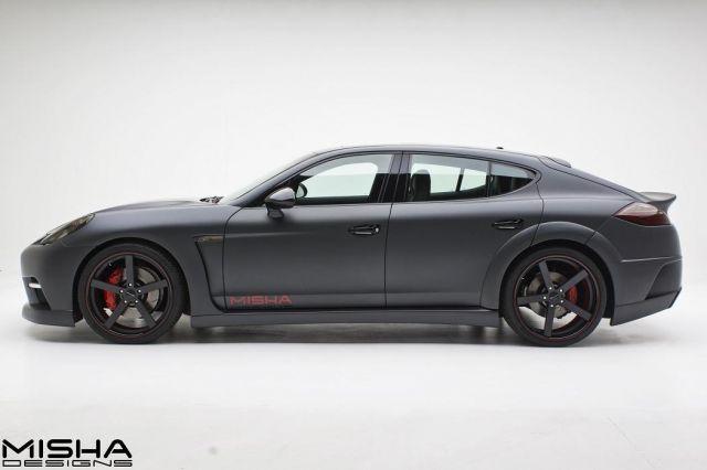 Misha Designs Porsche Panamera Picture 3