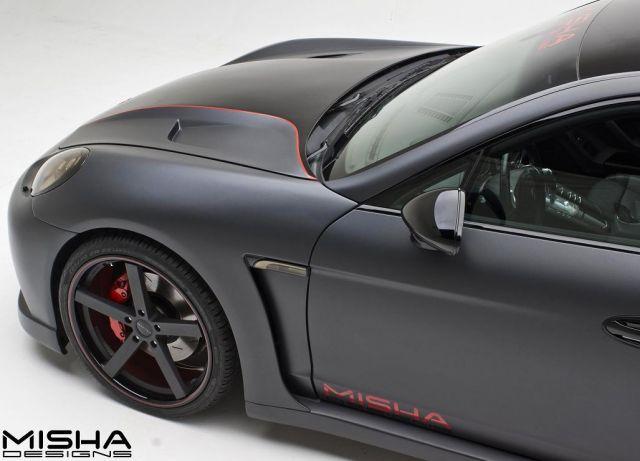 Misha Designs Porsche Panamera Picture 4