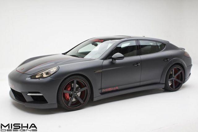 Misha Designs Porsche Panamera Picture 6