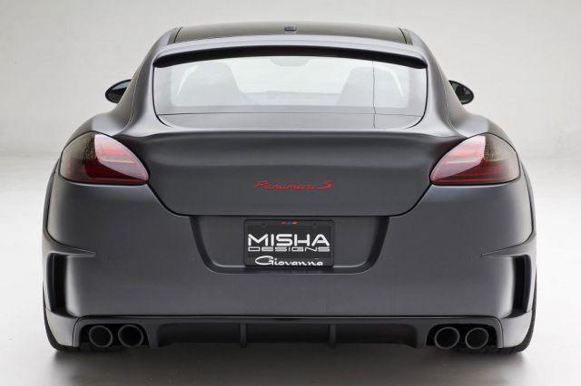 Misha Designs Porsche Panamera Picture 7