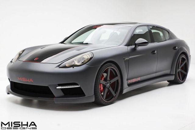 Misha Designs Porsche Panamera Picture 8