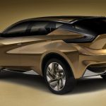 Nissan Resonance Concept Picture 5