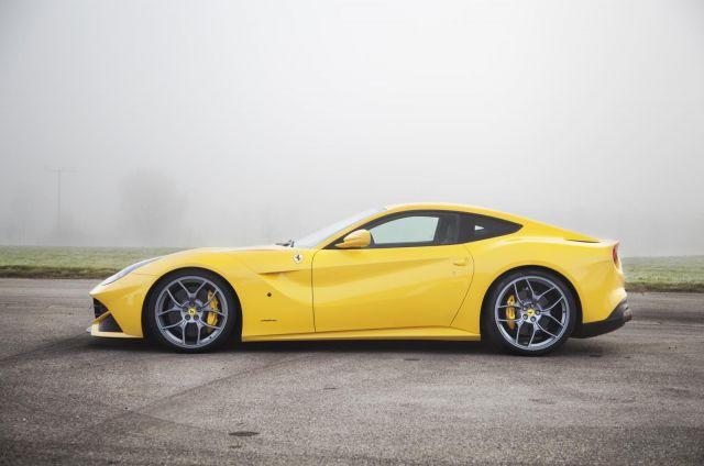 Novitec Rosso Ferrari F12 Berlinetta Picture 4