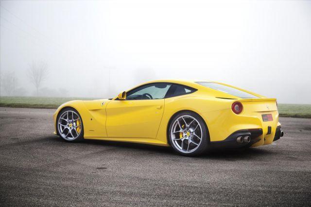 Novitec Rosso Ferrari F12 Berlinetta Picture 7