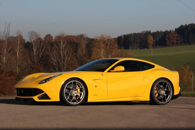 Novitec Rosso Ferrari F12 Berlinetta Picture 8
