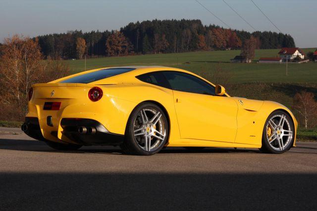 Novitec Rosso Ferrari F12 Berlinetta Picture 9