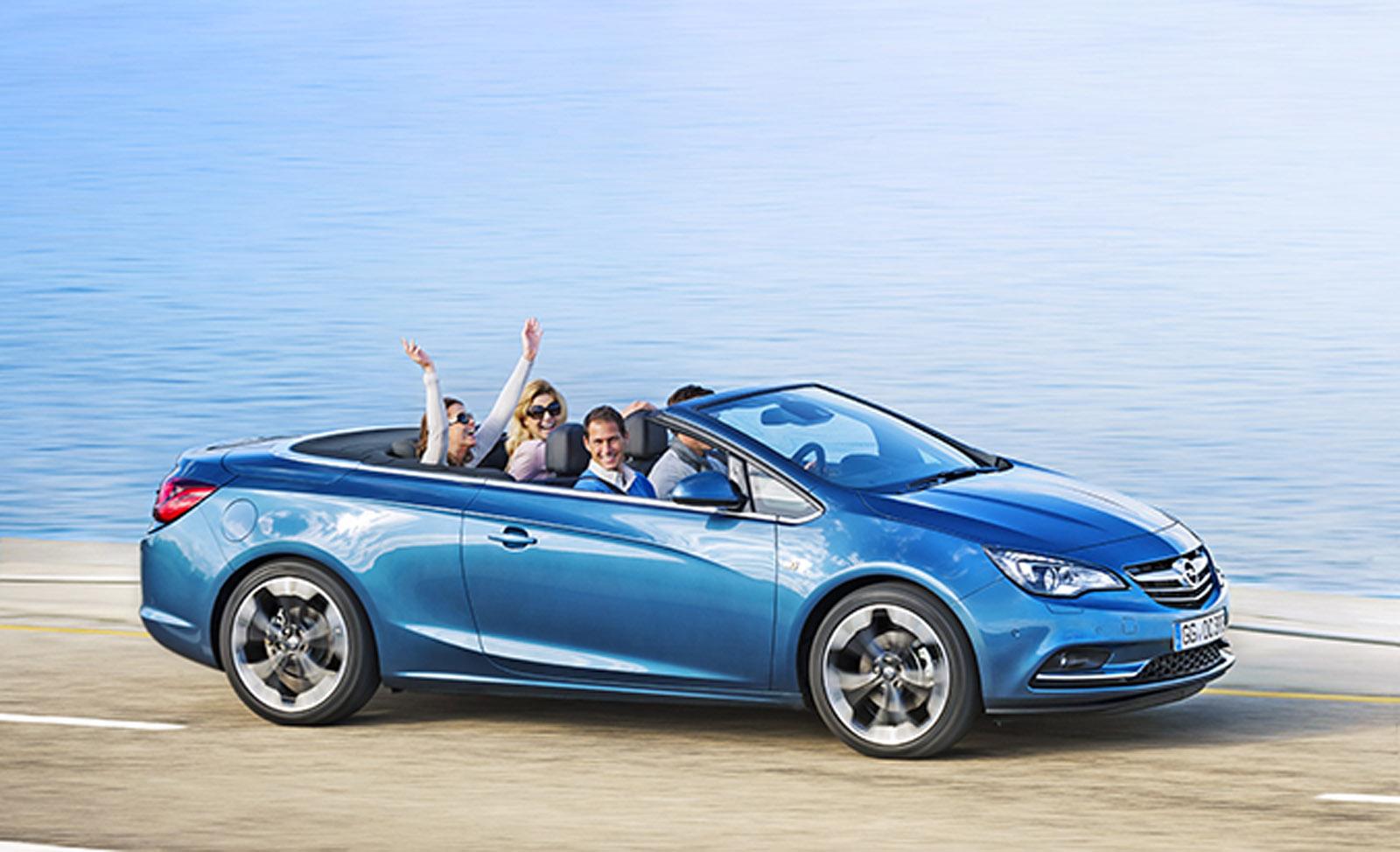 Opel Cascada convertible