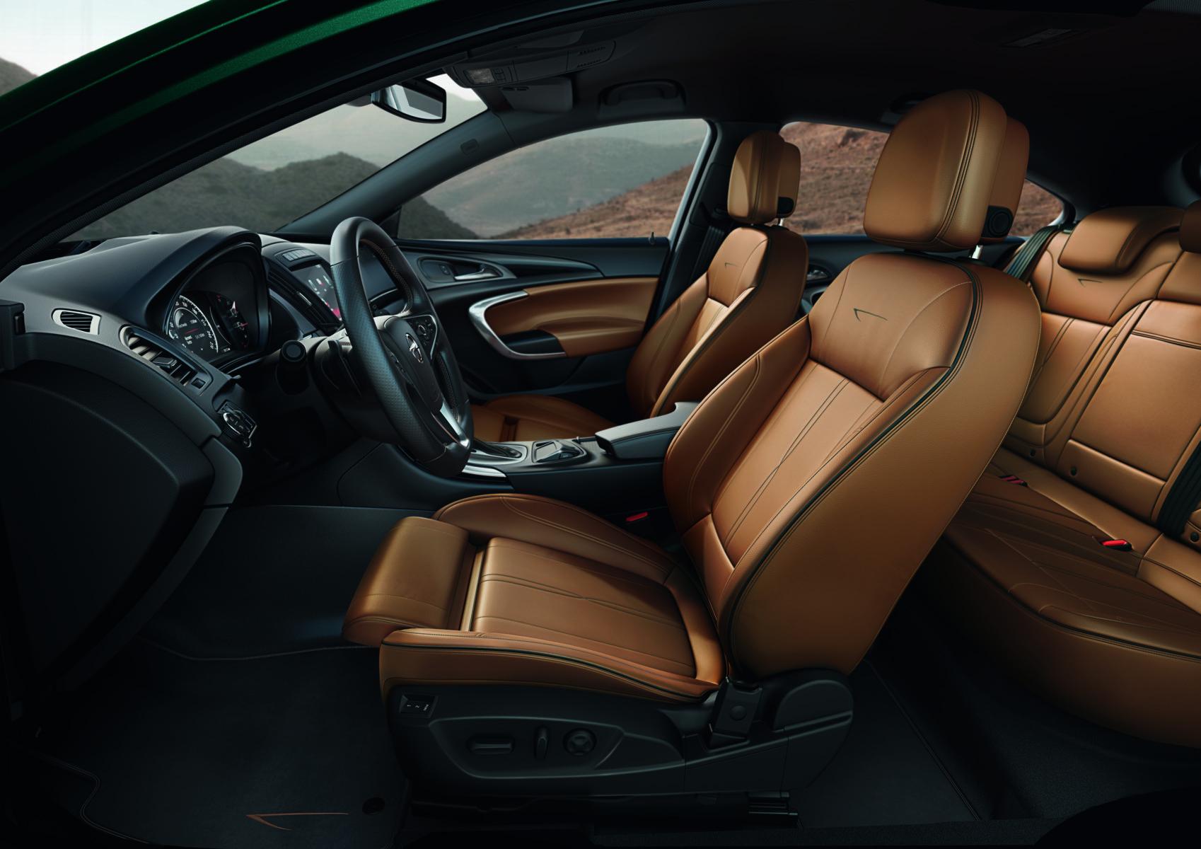 Opel Drivers Seat