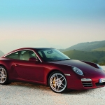 thumbs porsche 911 targa 02 2009 Porsche 911 Targa to Have Electric Glass Roof and AWD