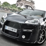 Porsche Cayenne French tuning