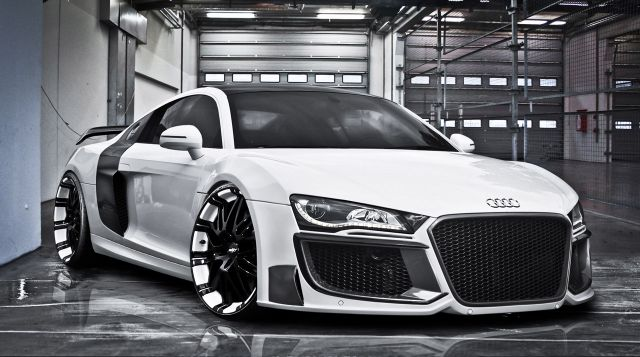 REGULA TUNING Audi R8 Picture 1