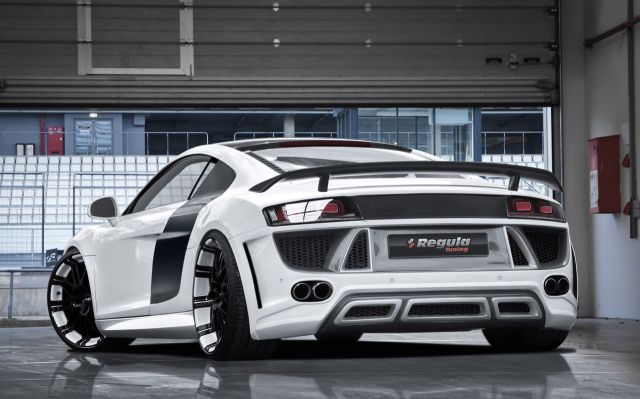 REGULA TUNING Audi R8 Picture 2