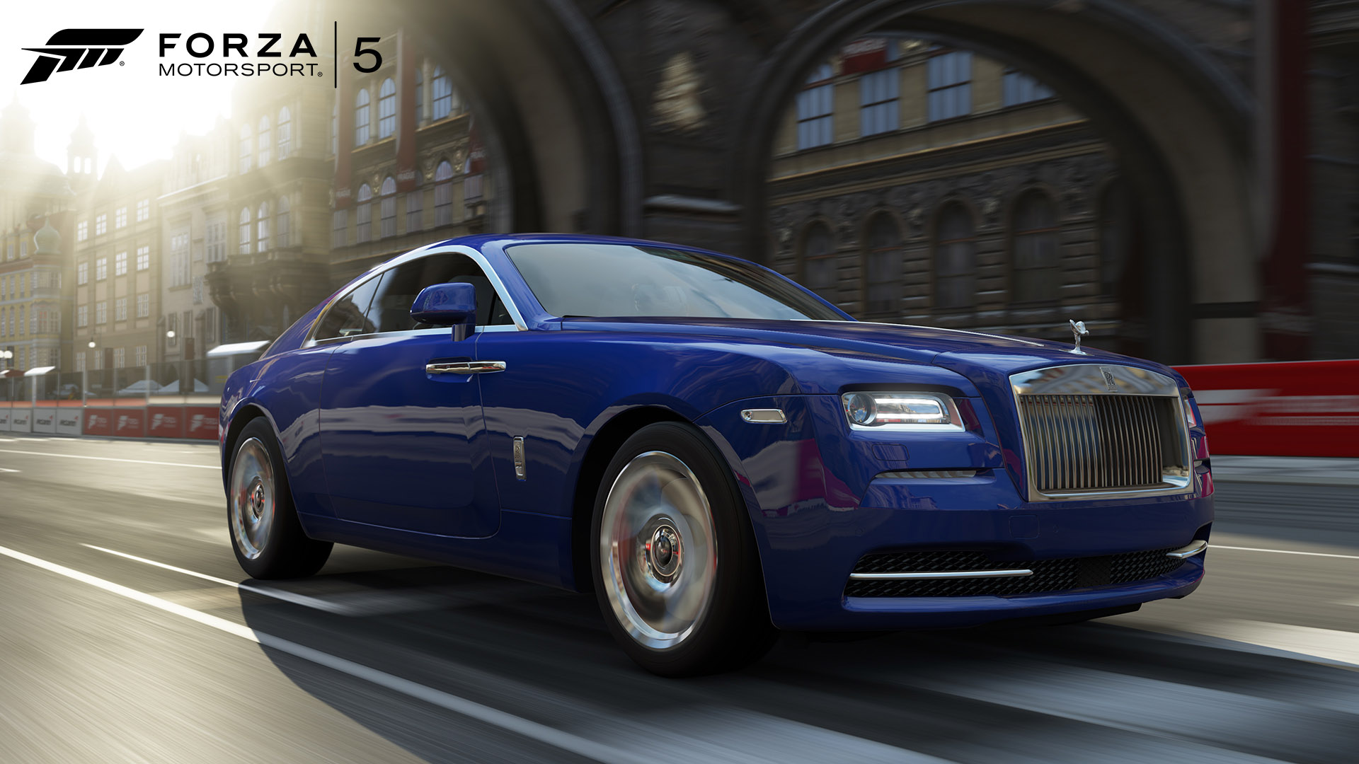 Rolls-Royce Wraith in Forza Motorsport 5 for Xbox One