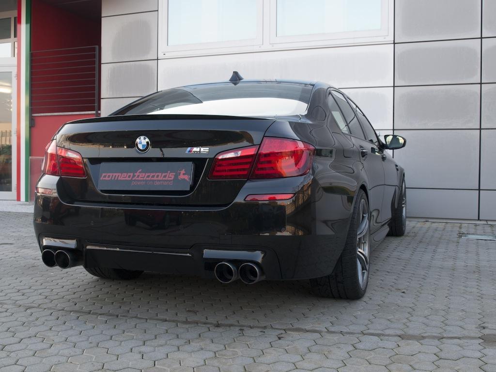 Romeo Ferraris BMW M5 F10
