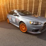 SchwabenFolia Mitsubishi Evo X STEALTH FIGHTER Picture 2