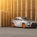 SchwabenFolia Mitsubishi Evo X STEALTH FIGHTER Picture 3