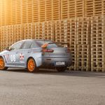 SchwabenFolia Mitsubishi Evo X STEALTH FIGHTER Picture 5