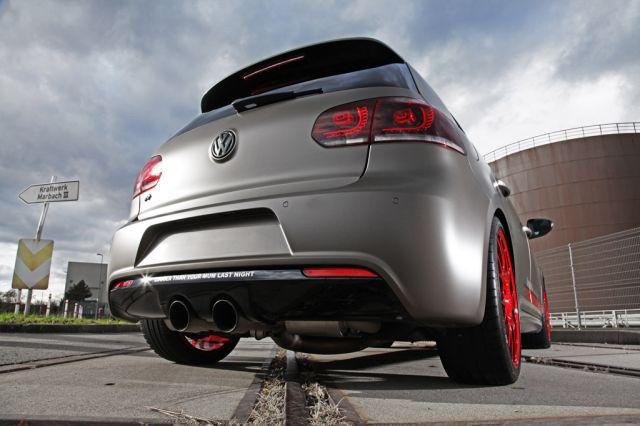 Schwabenfolia Volkswagen Golf R Picture 7