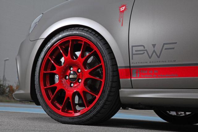 Schwabenfolia Volkswagen Golf R Picture 9