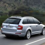 Skoda Octavia Estate Picture 1