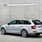 Skoda Octavia Estate Picture 2