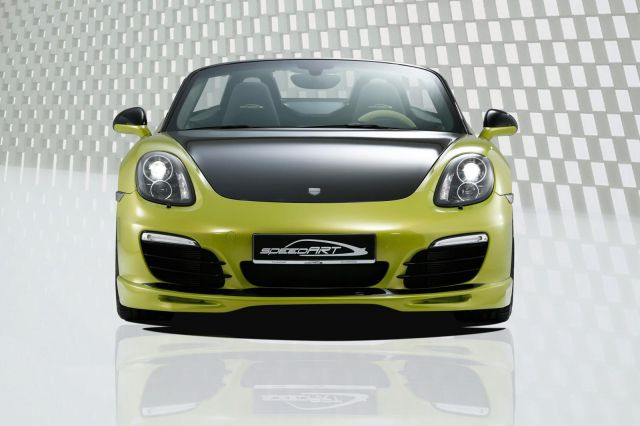 speedART Porsche SP81-R Picture 2
