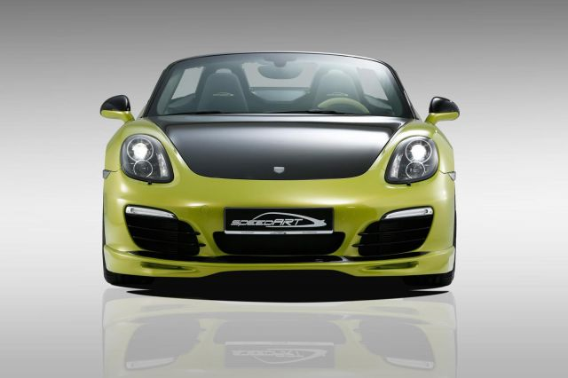 speedART Porsche SP81-R Picture 4