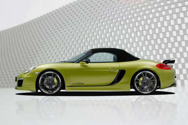 speedART Porsche SP81-R Picture 10