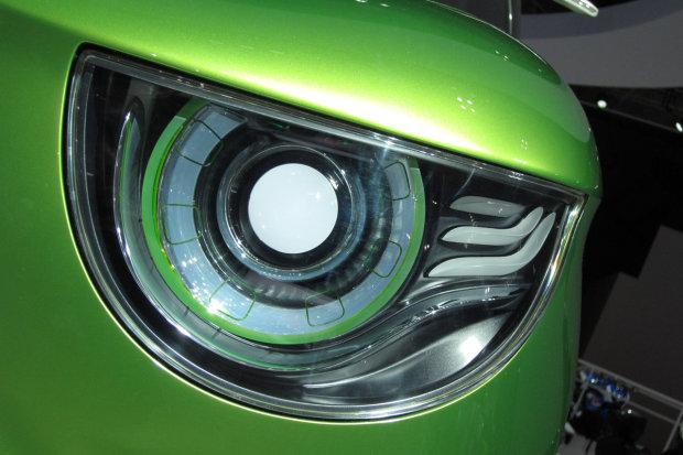 Suzuki Regina Concept Tokyo 2011
