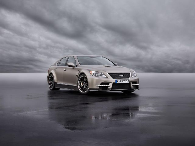 Lexus LS TMG Sports 650 concept Picture 1