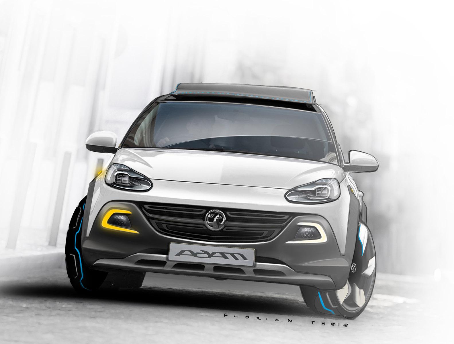 Vauxhall Adam Concept