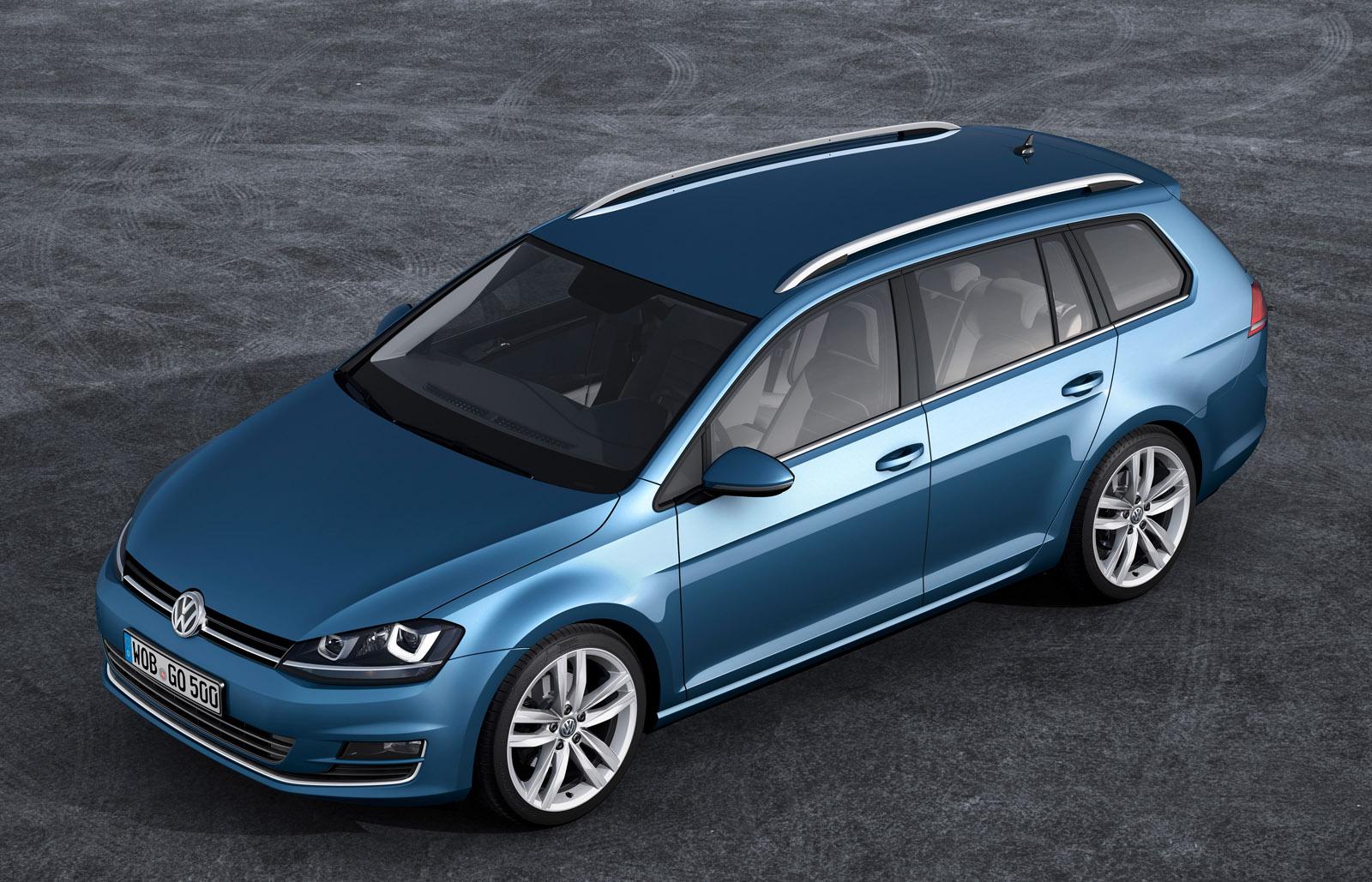 Volkswagen Golf Estate BlueMotion