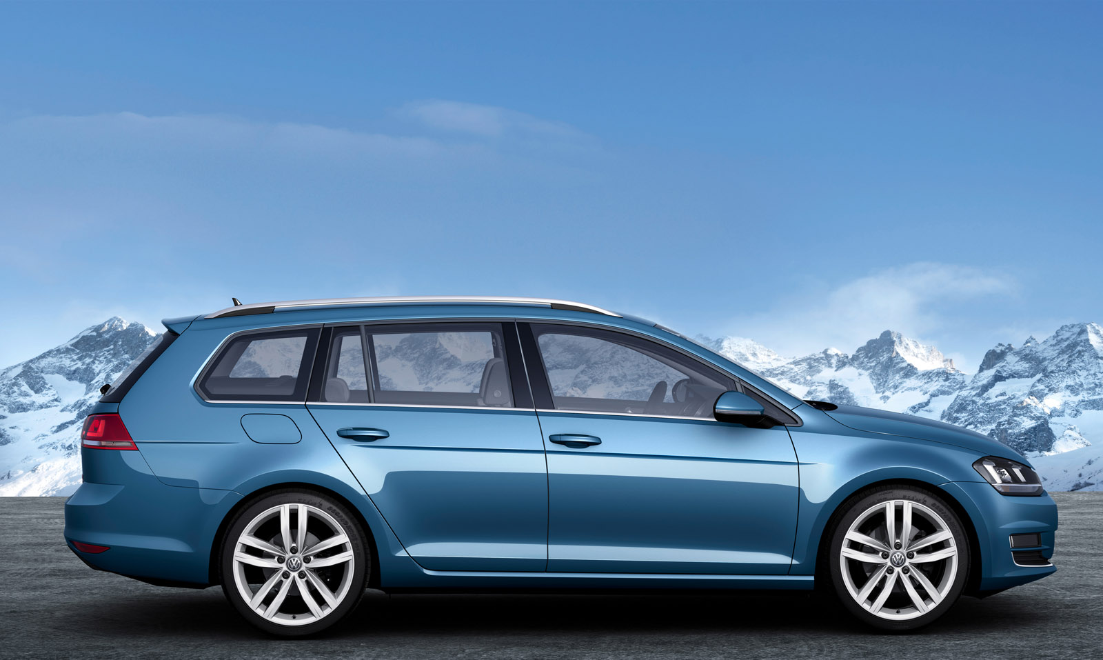Volkswagen Golf Estate BlueMotion