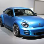 Volkswagen Super Beetle Chicago 2013 Picture 1