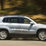2009 Volkswagen Tiguan HyMotion Fuel Cell Concept