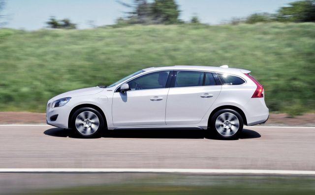 Volvo V60 Plug-In Hybrid Picture 3