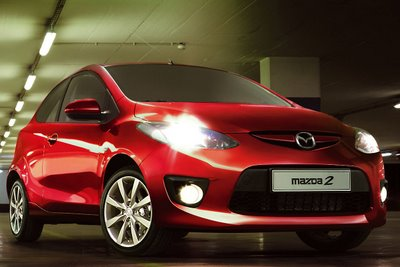 New Mazda Demio - Images Updated