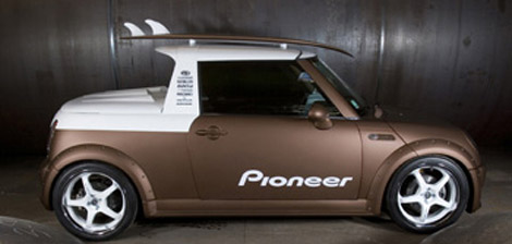 Mini Pick-Up Pioneer
