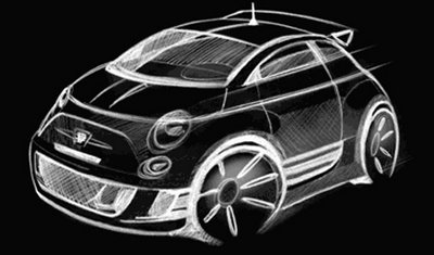 Fiat 500 Abarth to be Unveiled in Geneva