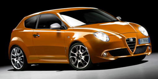Alfa Romeo Mito Gta. The Alfa Romeo Mito GTA will