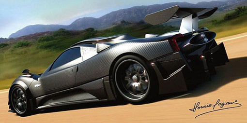 New Pagani 'C9′ supercar due next year