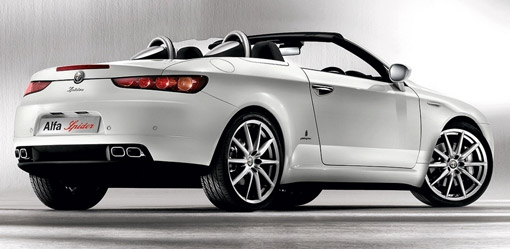Alfa Romeo Spider Limited Edition