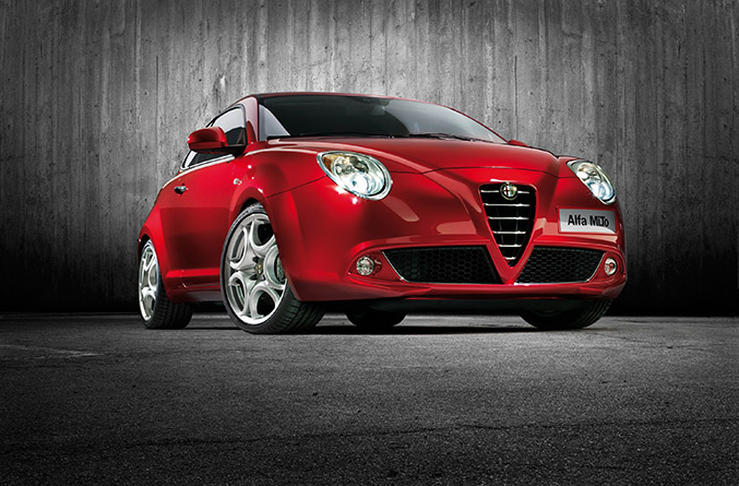 2008 Alfa Romeo Mito