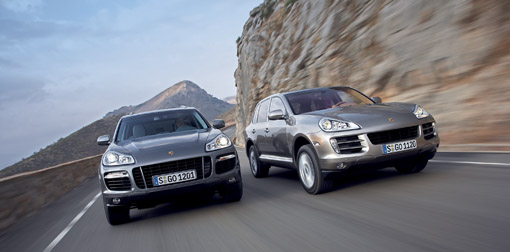 Porsche to reveal Cayenne diesel in Geneva