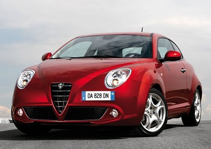 Waiting for the Alfa Romeo MiTo GTA