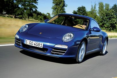 Porsche Carrera - All-wheel-drive 911
