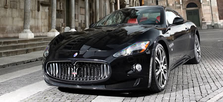 Maserati's baby GranTurismo to get a folding metal roof