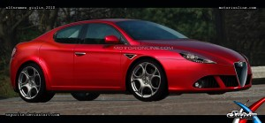 2011 Alfa Romeo Giulia