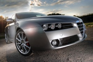 Alfa Romeo 159 New Turbo Engines