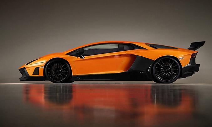 RENM performance Lamborghini Aventador LP700-4